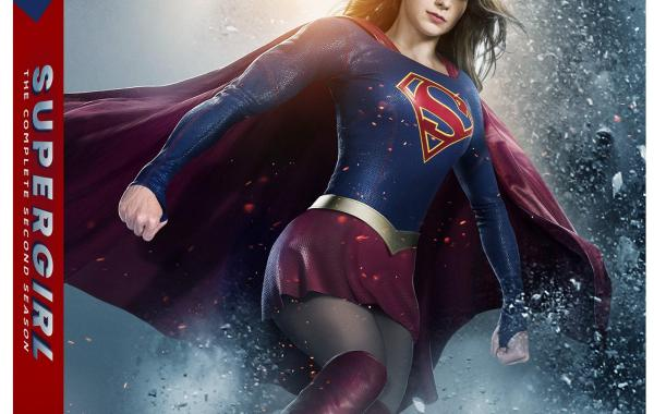 'Supergirl: The Complete Second Season'; Arrives On Blu-ray & DVD August 22, 2017 From DC Comics & Warner Bros 4