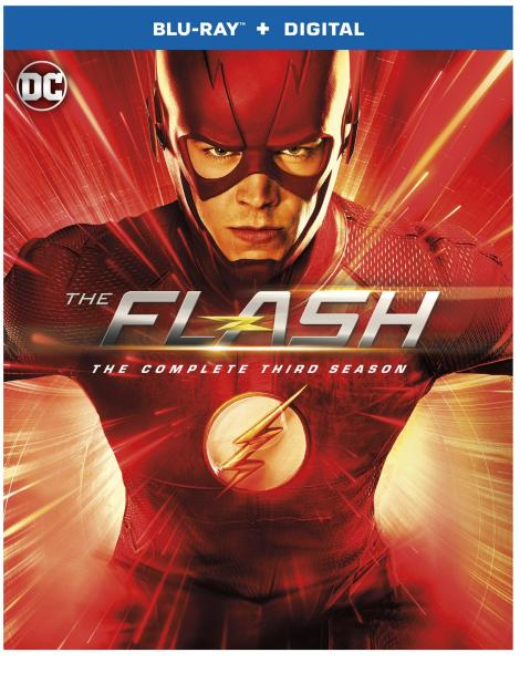 'The Flash: The Complete Third Season'; Arrives On Blu-ray & DVD September 5, 2017 From DC & Warner Bros 3