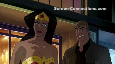 [Blu-Ray Review] 'Wonder Woman: Commemorative Edition': Now Available On Blu-ray & DVD From DC Comics & Warner Bros 14