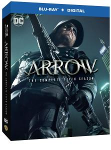 'Arrow: The Complete Fifth Season'; Arrives On Blu-ray & DVD September 19, 2017 From DC & Warner Bros 1