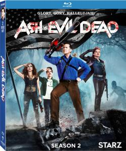 [Blu-Ray Review] 'Ash Vs. Evil Dead: Season Two': Available On Blu-ray & DVD August 22, 2017 From Starz & Lionsgate 1
