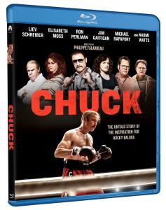 Liev Schreiber Stars In 'Chuck'; Arrives On Blu-ray, DVD & Digital HD August 15, 2017 From Paramount 1
