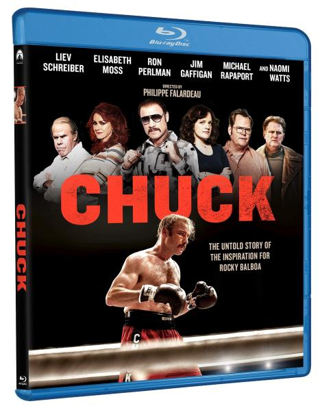 Liev Schreiber Stars In 'Chuck'; Arrives On Blu-ray, DVD & Digital HD August 15, 2017 From Paramount 10