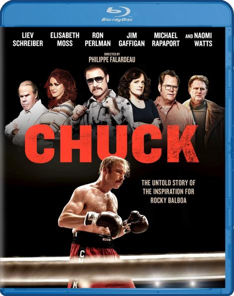 Liev Schreiber Stars In 'Chuck'; Arrives On Blu-ray, DVD & Digital HD August 15, 2017 From Paramount 9