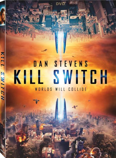 Dan Stevens Stars In 'Kill Switch'; Arrives On Blu-ray & DVD August 22, 2017 From Lionsgate 5