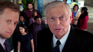 DC Entertainment Releases Unaired 'Powerless' Episode Guest Starring Adam West For Your Viewing Pleasure 4