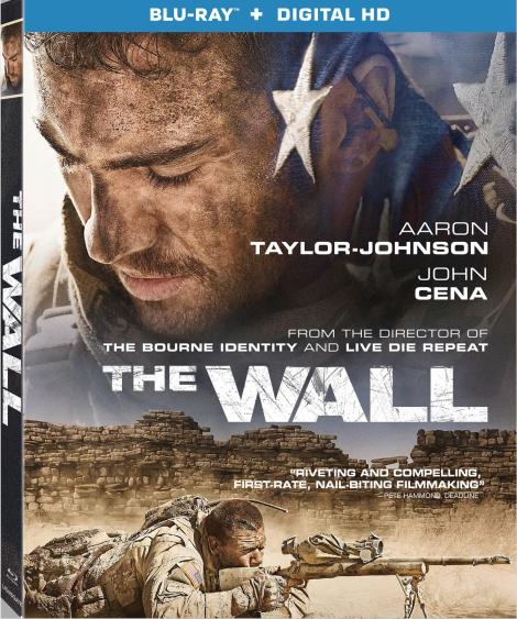 'The Wall'; Arrives On Digital HD August 1 & On Blu-ray & DVD August 15, 2017 From Lionsgate 4