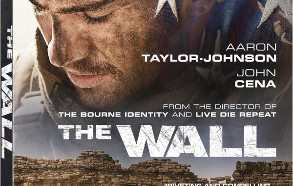 'The Wall'; Arrives On Digital HD August 1 & On Blu-ray & DVD August 15, 2017 From Lionsgate 1