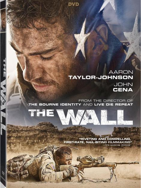 'The Wall'; Arrives On Digital HD August 1 & On Blu-ray & DVD August 15, 2017 From Lionsgate 5