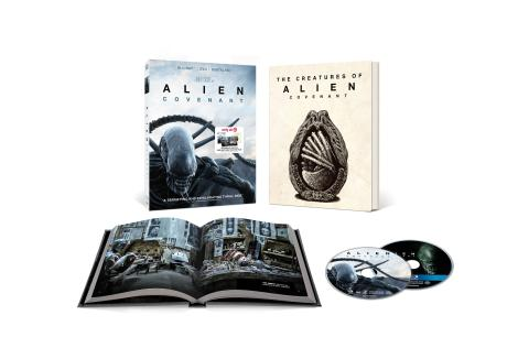 'Alien: Covenant'; Arrives On Digital HD August 1 & On 4K Ultra HD, Blu-ray & DVD August 15 From Fox Home Ent. 8