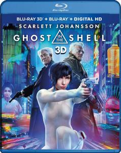[Blu-Ray Review] 'Ghost In The Shell' 3D: Now Available On 4K Ultra HD, Blu-ray 3D, Blu-ray, DVD & Digital From DreamWorks & Paramount 1