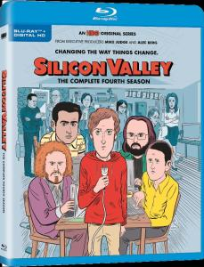 [Blu-Ray Review] 'Silicon Valley: The Complete Fourth Season': Now Available On Blu-ray & DVD From HBO 1