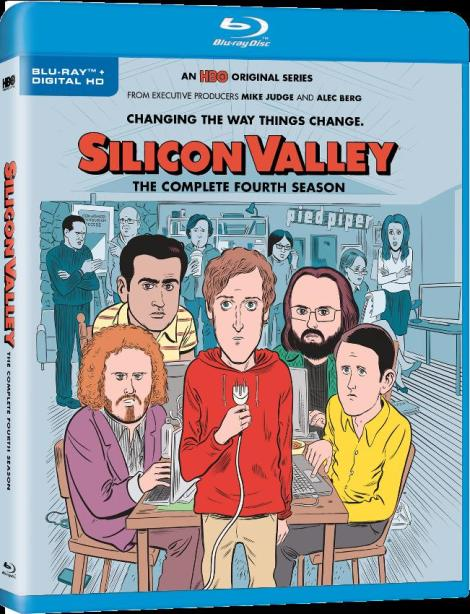 'Veep: Season Six' & 'Silicon Valley: Season Four'; Both Arrive on Digital HD This Month & On Blu-ray & DVD September 12, 2017 From HBO 5