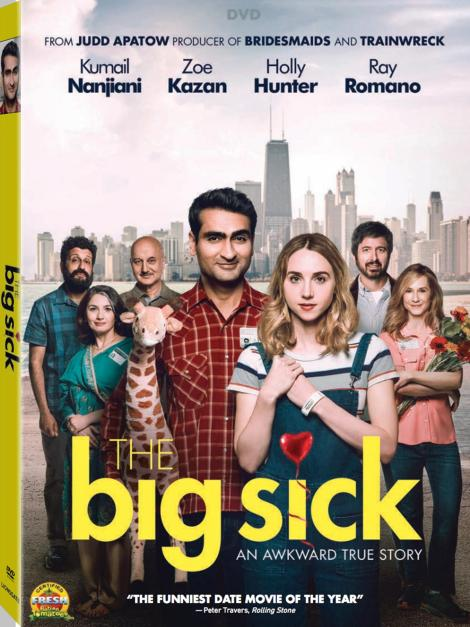 'The Big Sick'; Arrives On Digital HD September 5 & On Blu-ray & DVD September 19, 2017 From Lionsgate 5
