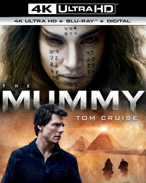 'The Mummy'; Arrives on Digital HD August 22 & On 4K Ultra HD, Blu-ray & DVD September 12, 2017 From Universal 3
