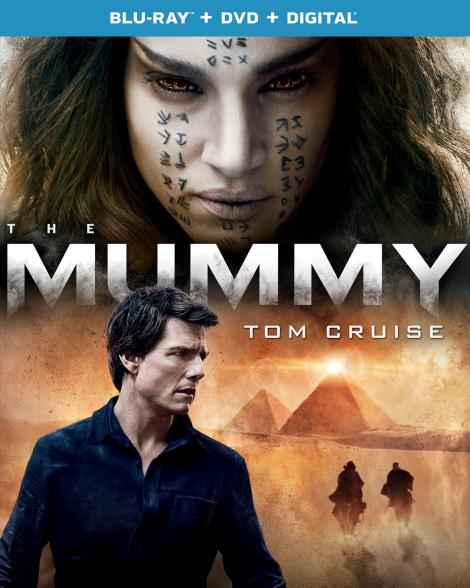 'The Mummy'; Arrives on Digital HD August 22 & On 4K Ultra HD, Blu-ray & DVD September 12, 2017 From Universal 5