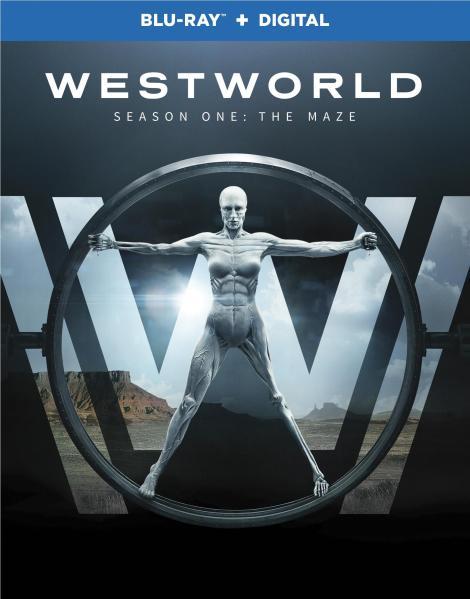 'Westworld: Season One'; Arrives On Blu-ray, DVD & 4K Ultra HD November 7, 2017 From Warner Bros 5