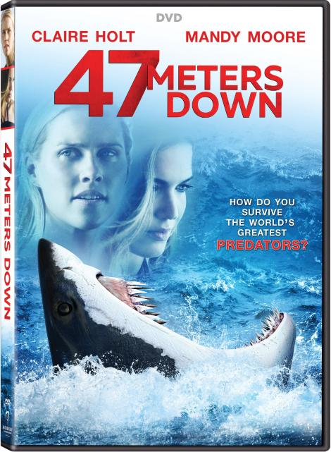 '47 Meters Down'; Arrives On Digital HD September 12 & On Blu-ray & DVD September 26, 2017 From Anchor Bay - Lionsgate 5