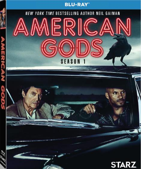 'American Gods: Season One'; Arrives On Digital October 6 & On Blu-ray & DVD October 17, 2017 From Starz & Lionsgate 4
