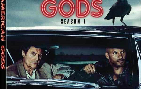 'American Gods: Season One'; Arrives On Digital October 6 & On Blu-ray & DVD October 17, 2017 From Starz & Lionsgate 12