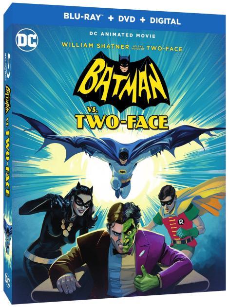 'Batman Vs. Two-Face'; Arrives On Digital October 10 & On Blu-ray & DVD October 17, 2017 From DC & Warner Bros 7