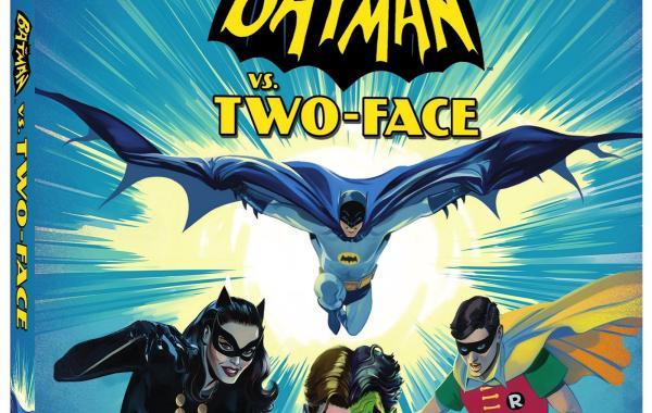 'Batman Vs. Two-Face'; Arrives On Digital October 10 & On Blu-ray & DVD October 17, 2017 From DC & Warner Bros 1