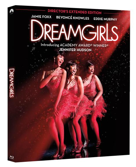 'Dreamgirls: Director's Extended Edition'; Arrives On Blu-ray October 10, 2017 From Paramount 3