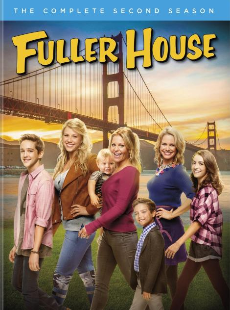'Fuller House: The Complete Second Season'; Arrives On DVD December 12, 2017 From Warner Bros 2