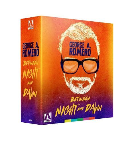 'George A. Romero - Between Night And Dawn'; Arrives On Limited Edition 6-Disc Blu-ray + DVD Box Set October 24, 2017 From Arrow Video 4