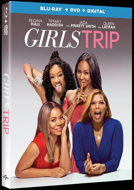 'Girls Trip'; Arrives On Digital October 3 & On Blu-ray & DVD October 17, 2017 From Universal 5