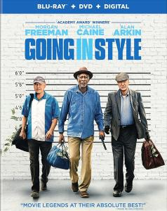 [Blu-Ray Review] 'Going In Style': Now Available On Blu-ray, DVD & Digital From Warner Bros 1