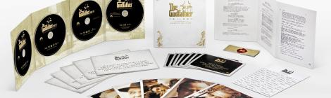 'The Godfather Trilogy: Omertà Edition'; Arrives On 4-Disc Limited Edition Blu-ray Gift Set November 7, 2017 From Paramount 17