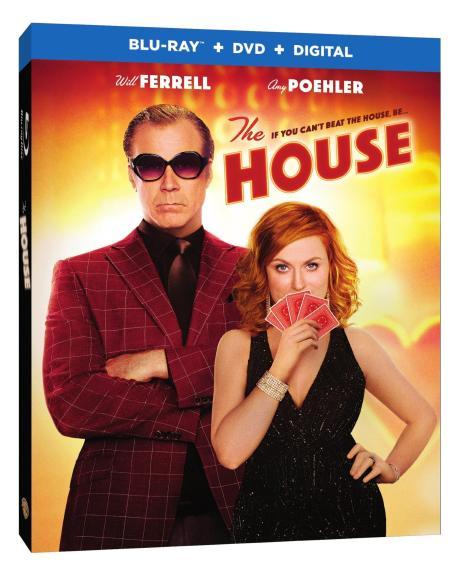 'The House'; Arrives On Digital September 26 & On Blu-ray & DVD October 10, 2017 From Warner Bros 4