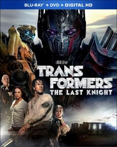 'Transformers: The Last Knight'; Arrives On Digital September 12 & On 4K Ultra HD, Blu-ray 3D & Blu-ray September 26, 2017 From Paramount 1