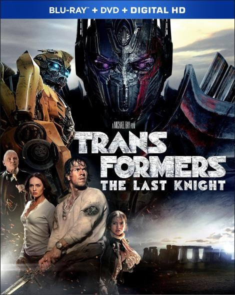 'Transformers: The Last Knight'; Arrives On Digital September 12 & On 4K Ultra HD, Blu-ray 3D & Blu-ray September 26, 2017 From Paramount 3
