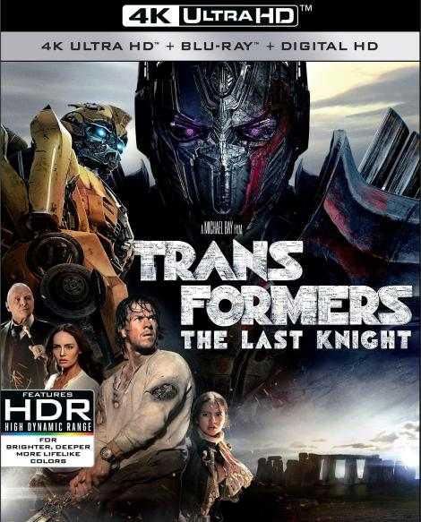 'Transformers: The Last Knight'; Arrives On Digital September 12 & On 4K Ultra HD, Blu-ray 3D & Blu-ray September 26, 2017 From Paramount 5