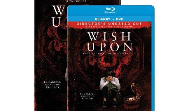 'Wish Upon'; Arrives On Director's Unrated Blu-ray & On Digital HD & DVD October 10, 2017 From Broad Green 16