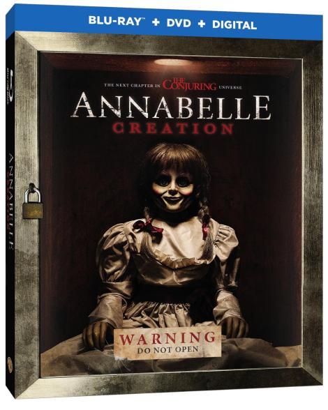 'Annabelle: Creation'; Arrives On Digital October 20 & On Blu-ray & DVD October 24, 2017 From Warner Bros 9