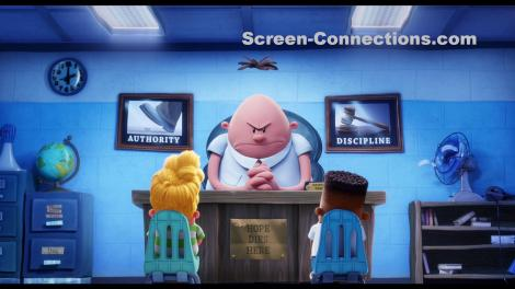 Blu Ray Review Captain Underpants The First Epic Movie Now Available On 4k Ultra Hd Blu Ray Dvd Digital From Dreamworks Fox Home Ent Screen Connections