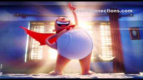[Blu-Ray Review] 'Captain Underpants: The First Epic Movie': Now Available On 4K Ultra HD, Blu-ray, DVD & Digital From DreamWorks & Fox Home Ent 3