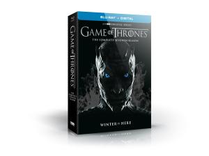 'Game Of Thrones: The Complete Seventh Season'; Arrives On Digital September 25 & On Blu-ray & DVD December 12, 2017 From HBO 1