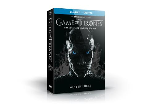'Game Of Thrones: The Complete Seventh Season'; Arrives On Digital September 25 & On Blu-ray & DVD December 12, 2017 From HBO 4