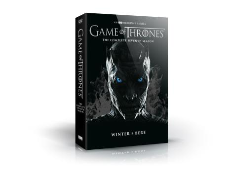 'Game Of Thrones: The Complete Seventh Season'; Arrives On Digital September 25 & On Blu-ray & DVD December 12, 2017 From HBO 6