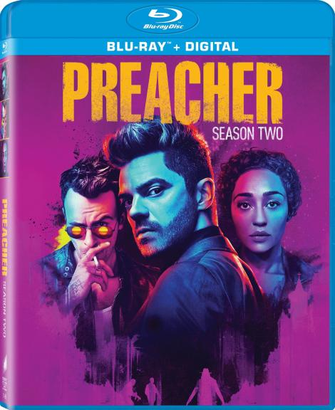 'Preacher: Season Two'; Arrives On Blu-ray & DVD November 14, 2017 From Sony 3