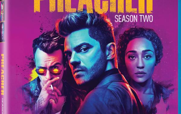 'Preacher: Season Two'; Arrives On Blu-ray & DVD November 14, 2017 From Sony 1