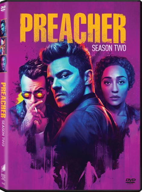 'Preacher: Season Two'; Arrives On Blu-ray & DVD November 14, 2017 From Sony 4