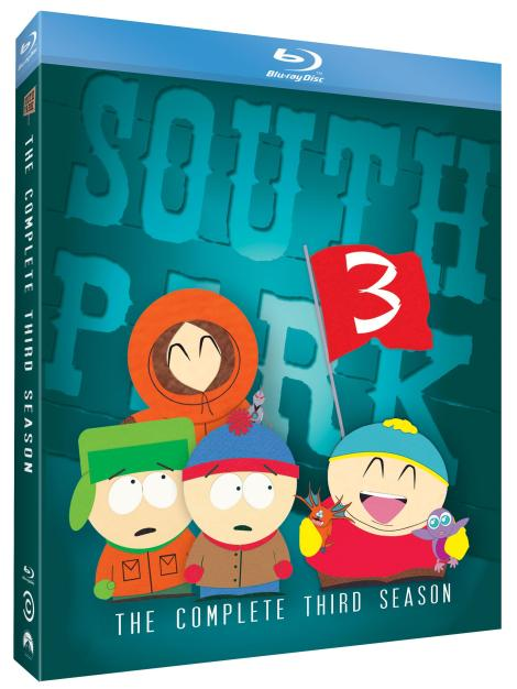 The First 11 'South Park' Seasons Are Coming To Blu-ray! Own Seasons 1-5 On December 5 & Seasons 6-11 On December 19, 2017 From Paramount 6