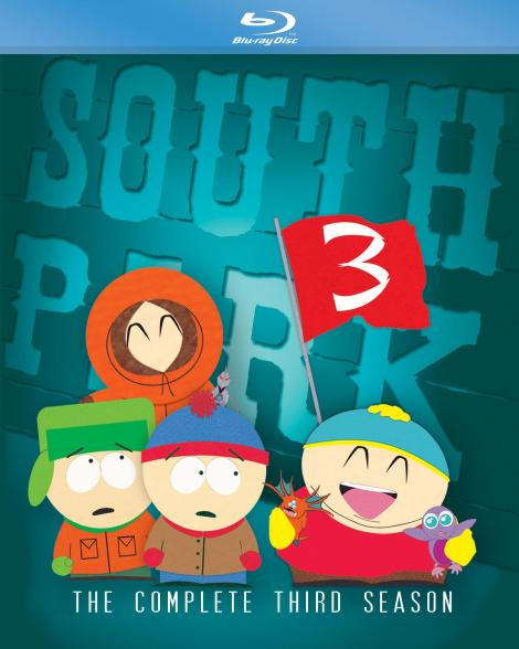 The First 11 'South Park' Seasons Are Coming To Blu-ray! Own Seasons 1-5 On December 5 & Seasons 6-11 On December 19, 2017 From Paramount 7
