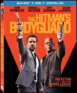 'The Hitman's Bodyguard'; Arrives On Digital HD November 7 & On 4K Ultra HD, Blu-ray & DVD November 21, 2017 From Lionsgate 1
