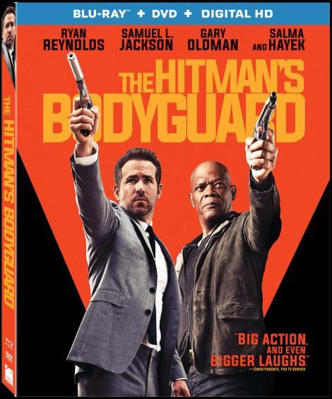 'The Hitman's Bodyguard'; Arrives On Digital HD November 7 & On 4K Ultra HD, Blu-ray & DVD November 21, 2017 From Lionsgate 6